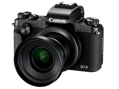 佳能 PowerShot G1 X Mark III 数码相机 像素:2001万以上 感器尺寸:APS-C