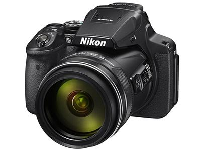 尼康  COOLPIX 超远摄相机P900S 83倍光学变焦