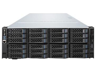 浪潮天梭TS860M5  產品類別:機架式 產品結構:4U CPU類型:Intel 至強6100&8100 最大CPU數量:8顆 制程工藝:14nm 總線規格:QPI 9.6GT/s 內存類型:DDR4 內存描述:支持DDR4-2666 RDIMM/LRDIMMs 內存插槽數量:96個