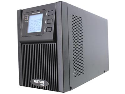 科士达 UPS不间断电源1KVA在线延时 YDC9101H