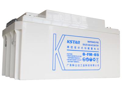 科士达 12V65AH 铅酸蓄电池6-FM-65 免维护