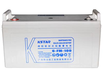 科士达12V100AH铅酸蓄电池6-FM-100