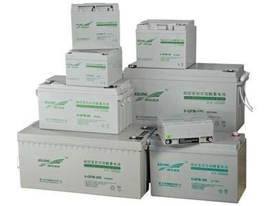科华蓄电池12V38AH  科华蓄电池6-GFM-38 免维护蓄电池