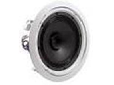 """JBL 8124 吸顶扬声器 """"4""""吸顶扬声器,70V/100V  6W, 3W, 1.5W (0.75W at 70V only) 尺寸:外径206mm  深度 89mm开孔 16.5cm"""""""