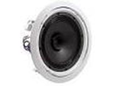 """JBL 8138 吸顶扬声器 8""""吸顶扬声器, 70V/100V  6W, 3W, 1.5W (0.75W at 70V only)  尺寸:外径327mm  深度 84mm开孔"""