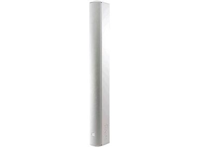 JBL CBT100LA-1 线阵列音柱扬声器 由16个2英寸单元组成的100厘米竖直线阵列 频率响应(-10dB) 80Hz-20kHz 抽头设置:70/100V 120W多抽头 功率8Ω 325W 最大声压级 121dB(峰值127dB) 尺寸 1000x99x153mm