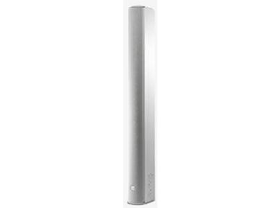 "JBL CBT 100LA-LS 线阵列音柱扬声器 ""带有生命认证的线阵列音柱扬声器由16个2英寸单元组成的100厘米竖直线阵列 频率响应(-10dB) 80Hz-20kHz 抽头设置:70/100V 120W多抽头 功率 8Ω 325W 最大声压级 121dB(峰值127dB) 尺寸 1000x99x153mm"""