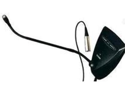 舒尔 MX418D/C 有线麦克 频率响应50 -17,000 Hz心形:124.2 dB 超心形:122.7 dB全向:116.7 dB