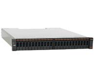 IBM Storwize V7000Unified 2076-I24/224 磁盘阵列 SAN  连接 8 Gbps 光纤通道,1 Gbps iSCSI 和可选的 10 Gbps iSCSI/FCoE NAS 连接 1 Gbps 和 10 Gbps 以太网 RAID 级别 RAID 0、1、5、6 和 10 支持的最大驱动器数量 每个控制机箱 240 个;每个群集系统 960 个