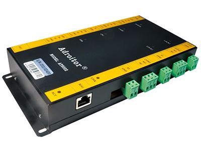 微耕 AT8002 门禁控制器 管理门数:2 可接读卡器数量:4 输入读卡器通讯格式:Wiegand 26-40 bit 可存储注册卡:4万 可存储记录数:10万 通讯方式:TCP/IP