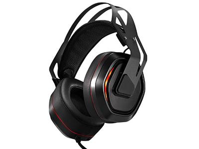 西伯利亚 S18 头戴式7.1台式电竞游戏耳机