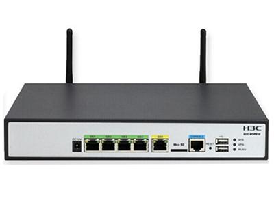 郑州聚豪 河南总代理 华三(H3C)MSR810-W-WINET 企业级千兆多WAN口3G无线路由器 客户热线:柴经理 13253534321