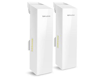 TP-LINK   TL-S5-15KM攝像頭端&TL-S5-15KM錄像機端 監控專用無線網橋套裝(15公里)