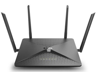 郑州聚豪 河南总代理 友讯(D-Link)dlink DIR-882 2600M 全千兆无线双频智能无线路由器 WIFI无线穿墙