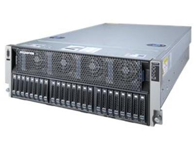 浪潮英信服務器NF8465M4  處理器:支持4個英特爾? 至強? 處理器E7 v3/v4系列 芯片組:英特爾?C602J系列芯片組 內存:32個內存插槽 硬盤控制器:外插高性能SAS或SAS Raid卡,支持SAS 12G RAID:支持1/0/10/5/50/6/60級別,支持1GB/2GB/4GB緩存 存儲:最大支持24個2.5寸熱插拔SAS/SATA/SSD硬盤