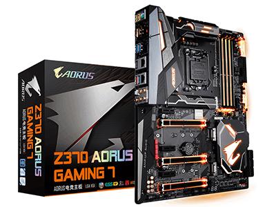 Gigabyte/技嘉 Z370 AORUS Gaming 7 台式机电脑游戏主板1151