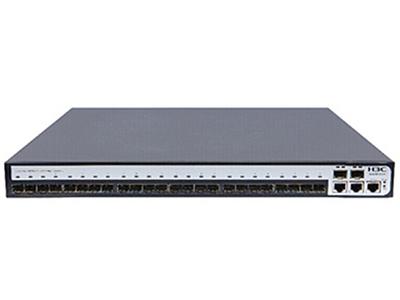郑州聚豪 河南总代理 华三(H3C) SMB-S5024FV2-EI 26口SFP光纤模快插槽企业级千兆管理型交换机 H3C S5024FV2-EI,2*GE以太网端口+26*SFP光口,(240V AC、整机功耗  客户热线:柴经理 13253534321