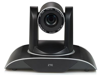 中兴 ZXV10 V220AF 视频会议摄像机 采用1/3英寸,212万有效像素的高品质HD CMOS传感器 内置有20倍光学变焦镜头,可方便拍摄会场特写
