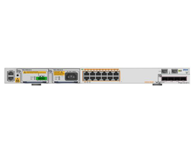 中兴 ZXR10 5916E 易维MPLS路由交换机 是面向企业网市场推出的模块化、高带宽、易维护、多业务、高可靠的三层千兆盒式交换机