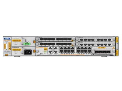 中兴 ZXR10 5952E 易维MPLS路由交换机 是面向企业网市场推出的模块化、高带宽、易维护、多业务、高可靠的三层千兆盒式交换机