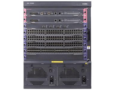 郑州聚豪 河南总代理 华三(H3C) LS-7006E S7006E 机箱;2880Mpps/20880Mpps包转发率;15.36Tbps/76.8Tbps交换容量  客户热线:柴经理 13253534321