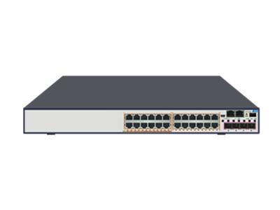 中兴 ZXR10 5950-36TM 全千兆智能路由交换机 24*GE RJ45端口 + 4*10GE SFP+端口 + 1*扩展