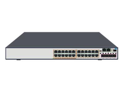 中兴 ZXR10 5950-28TD-L 全千兆智能路由交换机 24*GE RJ45端口 + 4*10GE SFP+端口