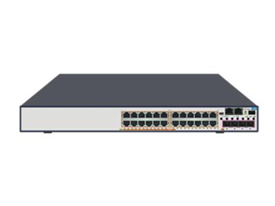 中兴 ZXR10 5950-28PD-L 全千兆智能路由交换机 24*GE POE+端口 + 4*10GE SFP+端口