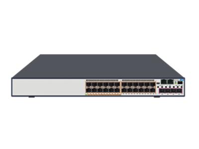中兴 ZXR10 5950-28SD-L 全千兆智能路由交换机 24*GE SFP端口 + 4*10GE SFP+端口