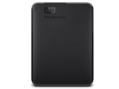 西数E元素  4T   2.5寸 移动硬盘