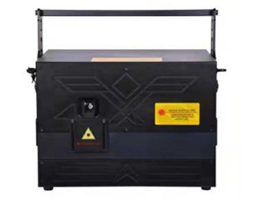 艺博 5W全彩动画激光 LR-JGW0075W (绿3000MW 红1000MW 蓝2000MW) 电源:220V 50Hz; 扫描系统:50K高速振