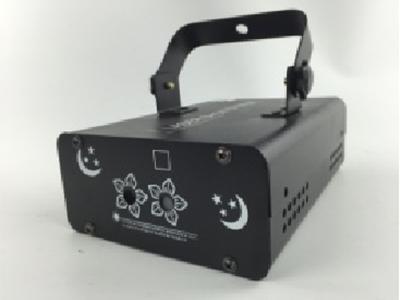艺博 新款图案激光 LR-JGW008光源类型 LED激光 光源功率 30(W)  电压 12V/220V(V)  内置36种图案花