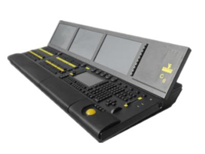 艺博 GrandMA2 Full Size LR-MNTH006与NPU相关的每个会话最多可实现65,536个参数的实时控制(相当于256个DM