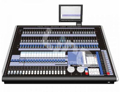 艺博 珍珠2010控台 LR-MNTH0092048专业灯光控制台2010版 4 DMX512独立输出 2048控台控制通道或240电脑灯