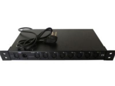 艺博 8路信号放大器 LR-MNTH0101. 供电:115V/230V  频率:50HZ. 2. 每一路都是独立的变压器供电和八个光