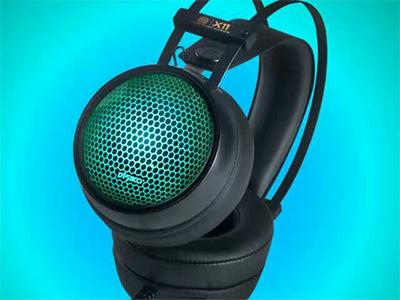 佳合  X11 网吧专用七彩光耳机