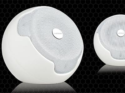 S106   白色球形对箱