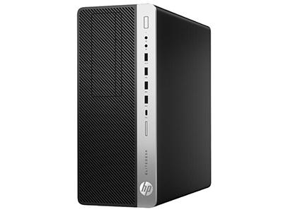 """惠普EliteDesk 800 G3 TWR(1ME69PA/Y1B39AV)  EliteDesk 800 G3 TWR/New Core i5-7500(3.4G/6M/4核)/4G(1*4G DDR4 2400)/1TB(3.5"""" SATA)/超薄DVDRW/Windows 10 Home 64位/USB超薄抗菌鍵盤/USB Optical抗菌鼠標/250W電源/3-3-3全保/機箱智能電磁鎖/VGA接口"""