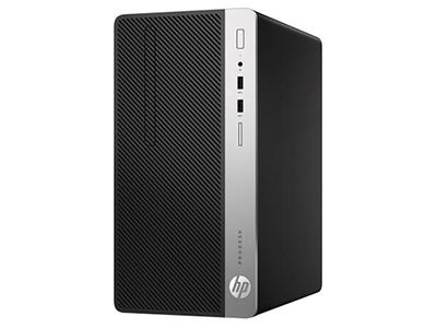惠普282 Pro G4 MT(4LB26PA)  282 Pro G4 MT/New Core  i3-8100(3.6G/6M/4核)/4G(DDR4 2666)/500GTB(SATA)/NOCD/Windows 10 Home 64位/NOFDD/USB KB/USB Optical Mouse/新180W 90\%防雷電源/3-3-3有限保修/NetClone