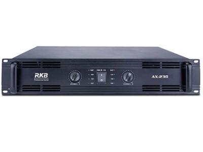 德國RKB 功率放大器 雙通道AX系列