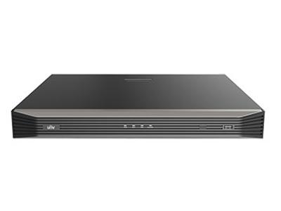 宇視  NVR-B200-E2系列 網絡視頻錄像機 雙千兆網卡,支持雙網絡IP設定等應用 可接駁符合ONVIF、RTSP協議的第三方攝像機 支持4K高清網絡視頻的預覽、存儲與回放