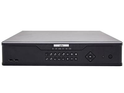 宇視  NVR308-E-B系列 網絡視頻錄像機  支持按鍵面板 雙千兆網卡,支持雙網絡IP設定等應用 可接駁符合ONVIF、RTSP協議的第三方攝像機