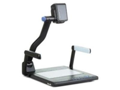 鴻合 HZ-V570  展臺 桌面式展臺/500萬像素/支持VGA輸入和輸出/USB傳輸/拍攝幅面A4/12V電源