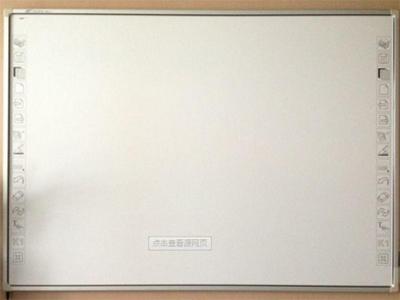 鴻合 HV-I583 電子白板 尺寸:83英寸/紅外十點觸控/比例4:3