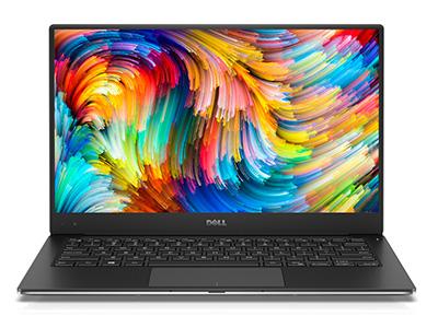 戴尔 XPS13R-9360-R3705 银色 超薄笔记本 I7-8550U/8G低/256 SSD/W10/13.3/ 背光键盘
