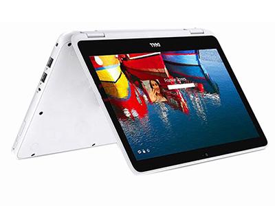 戴尔 11MF-R4205TW 白色 笔记本 (N3710/4GB/128GSSD/HDTouch(1366*768)/wi10)