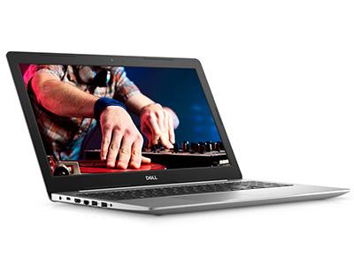 戴尔 5570-1745S  银 轻薄便携笔记本 I7-8550U/8G/256固态/R530 4G/1920X1080/无光驱超薄/2年送修/背光键盘