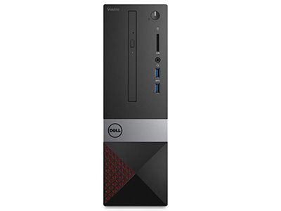 戴尔 3268-R24N8 台式机  i5-7400 4GB 1000GB Windows 10 HD630