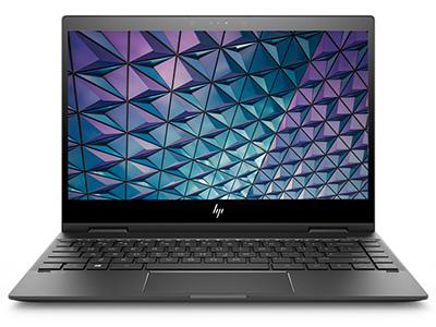 惠普  x360 13-ap0029TU触控笔记本 i5-8265U/8G/256GSSD/UMA/FHD IPS防窥屏/Win10 黑金
