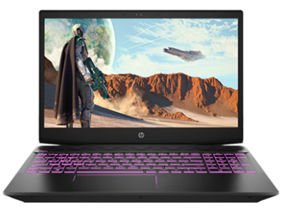 惠普 光影精灵15-cx0213TX 游戏本 i5-8300H/8G/256G+1TB/RX560 2G/60Hz 黑紫